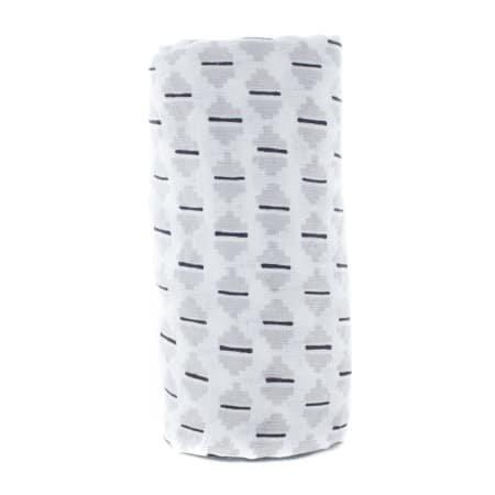 Zestt Organic Cotton Muslin Swaddle (47x47)