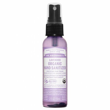 Dr. Bronner's Dr. Bronner's Organic Lavender Hand Sanitizer