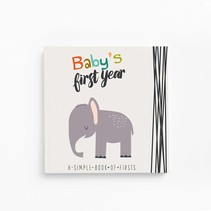 Baby's First Year Memory Book