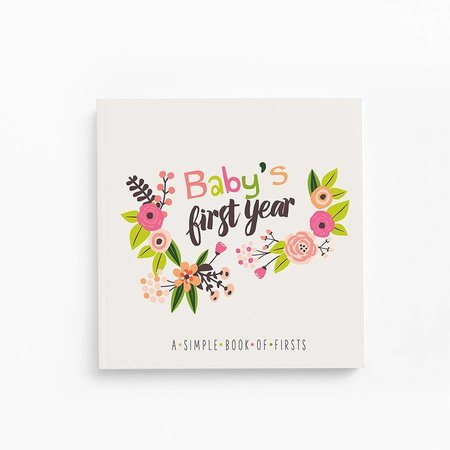 Lucy Darling Baby's First Year Memory Book by Lucy Darling