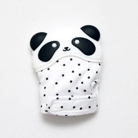 Getting Sew Crafty Getting Sew Crafty Panda Teething Mitten