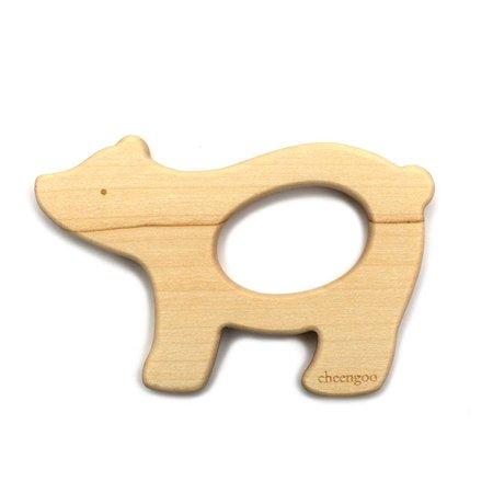 Cheengoo Wooden Teether