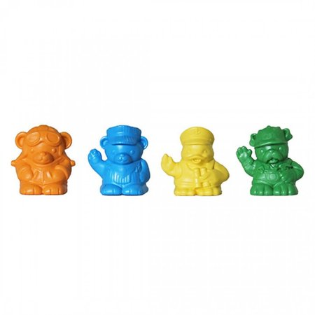 Green Toys Green Toys Character 4-pk
