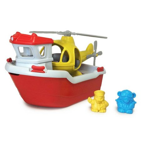 Green Toys Green Toys Rescue Boat