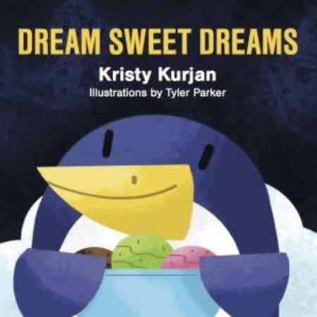 KPO Creative Dream Sweet Dreams Board Book