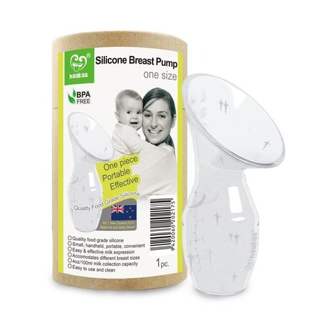 Haakaa USA Haakaa Silicone Breast Pump