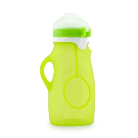 Haakaa USA Silicone Food Pouch 9 oz- Green