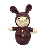 Cheengoo Bamboo Crocheted Rattle by Cheengoo