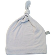 Solid Knotted Newborn Cap
