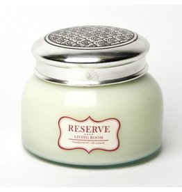Aspen Bay Candles Reserve Signature Jar-Living Room 19oz