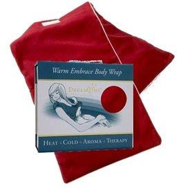 Body Wrap Cranberry Velvet
