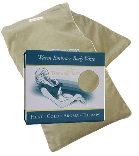 Body Wrap Sage Velvet