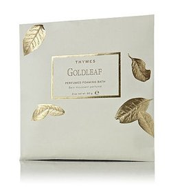 Thymes Goldleaf Bath Powder Envelope