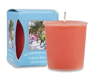 Bridgewater Candle Co Cabana Splash Votive