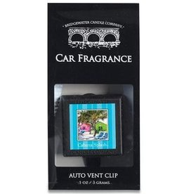 Bridgewater Candle Co Cabana Splash Car Freshener