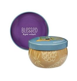 Bridgewater Candle Co Blessed Tin Candle