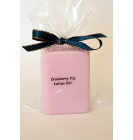 Cranberry Fig Lotion Bar Soap