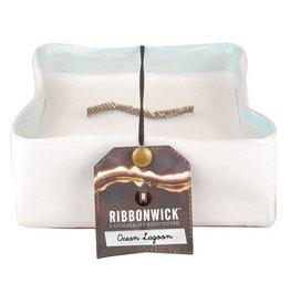 Virginia Gift Brands Ribbonwick Medium Square Ocean Lagoon