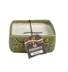 Virginia Gift Brands Ribbonwick Medium Square Garden Willow