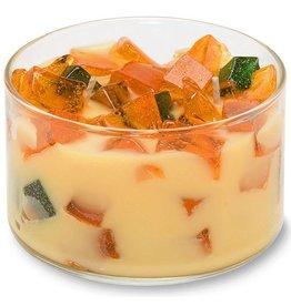 Primal Elements Pumpkin Patch Color Bowl Candle