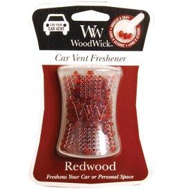 Virginia Gift Brands Woodwick Redwood Car Vent