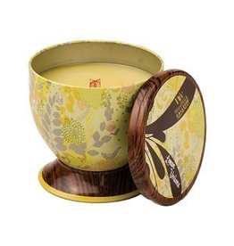 Virginia Gift Brands Woodwick Gallerie Tin Lemon Verbena