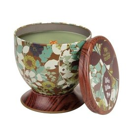 Virginia Gift Brands Woodwick Gallerie Tin White Willow Moss