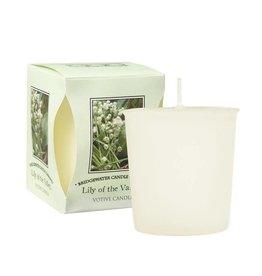 Bridgewater Candle Co Lily of the Valley Votive
