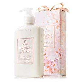 Thymes Goldleaf Gardenia Body Creme