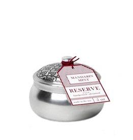 Aspen Bay Candles 4oz Silver Tin Mandarin Mint