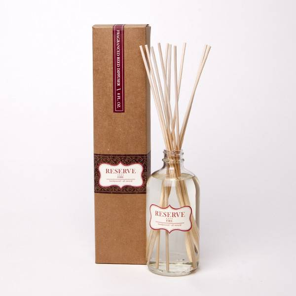 Aspen Bay Candles Reserve Reed Diffuser/ Fire