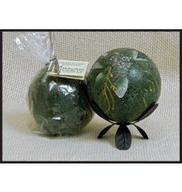 Habersham Candle Co Evergreen Wax Pottery Sphere