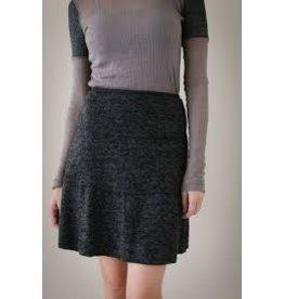 Kokoon Stacked Deck Skirt Charcoal L