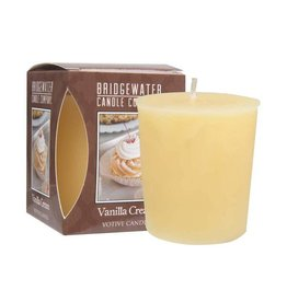 Bridgewater Candle Co Vanilla Cream Votive