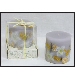 Habersham Candle Co Luminary Garden Vanilla