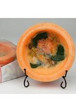 Habersham Candle Co Georgia Peach Blossom Wax Pottery