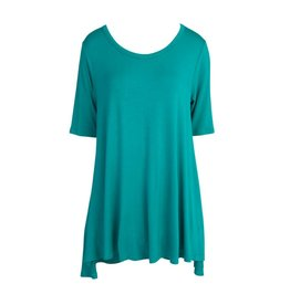 Swing Tunic - Teal XXL