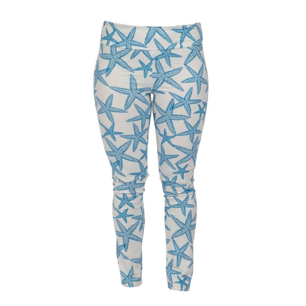Go2 Legging Blue Starfish LG