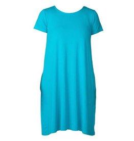 Cap Sleeve Swing Dress - Capri Breeze XXL