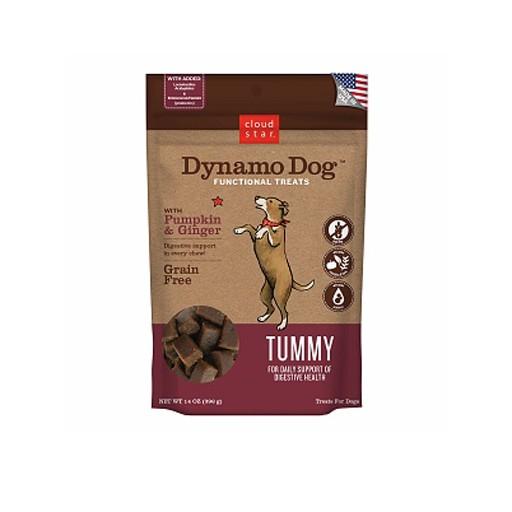 Cloud Star Cloud Star Dynamo Dog Tummy Pumpkin & Ginger 5oz