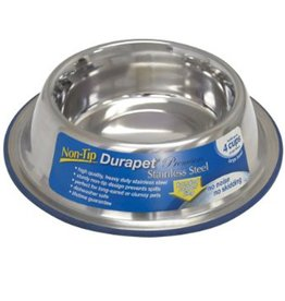 Our Pets Our Pets Durapet No-Tip Bowl Medium