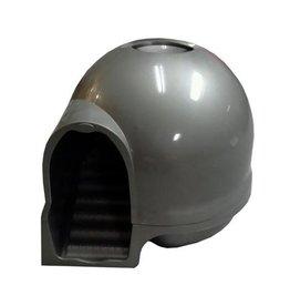 Petmate Petmate Booda Clean Step Litter Box Titanium