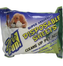 Urine Off Zorb-It-Up! Disposable Sheets 2pk