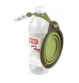 Dexas Dexas Popware Collapsible Travel Cup w/Bottle Holder