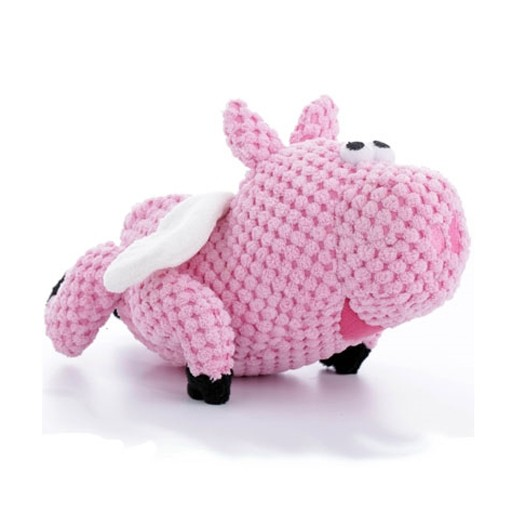 Go Dog Go Dog Checkered Pig Large