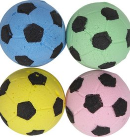 Playful Pet Playful Pet Sponge Soccer Balls