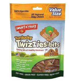 Emerald Pet Products Twizzies Bit Pouches Turducky 10oz