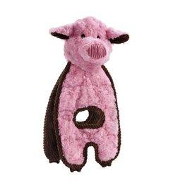 Charming Pet Charming Pet Cuddle Tug Peachy Pig