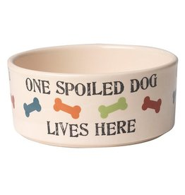 Petrageous Petrageous One Spoiled Dog Bowl 5.5 cups