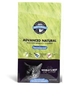 World's Best World's Best Cat Litter Advanced Natural Series Original Formula 12lb